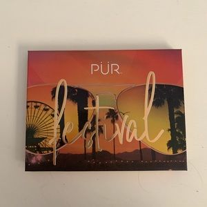 """Brand new makeup palette, """"Festival"""" from PUR"""